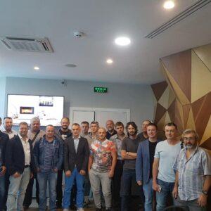 Компания «Эксперт Тепла» и «Skamol» провели учебный семинар в Харькове и Одессе