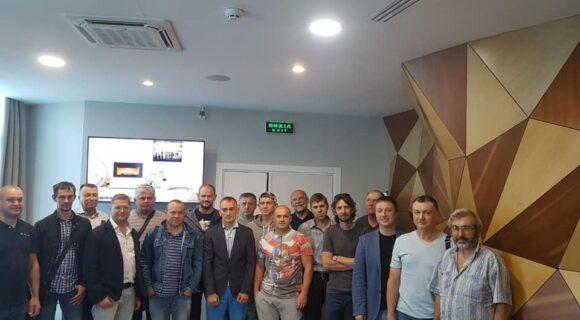 Компания «Эксперт Тепла» и «Skamol» провели учебный семинар